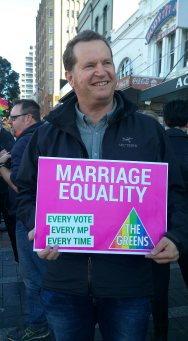 Marriage Equality Rally 25.6.16