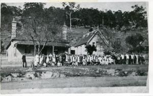 Wollombi School - historical