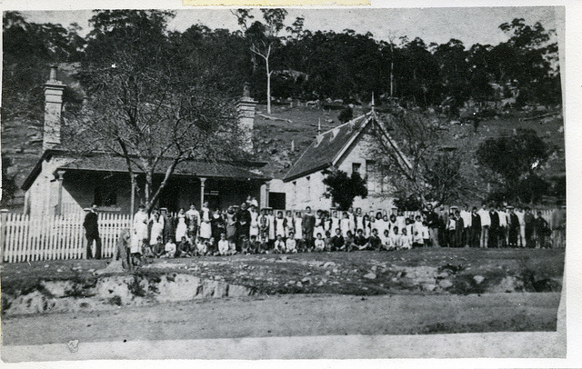 Wollombi School - historical
